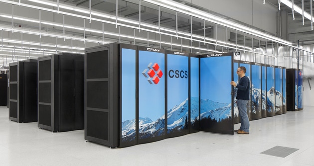 "Supercomputer ""Piz Daint"""