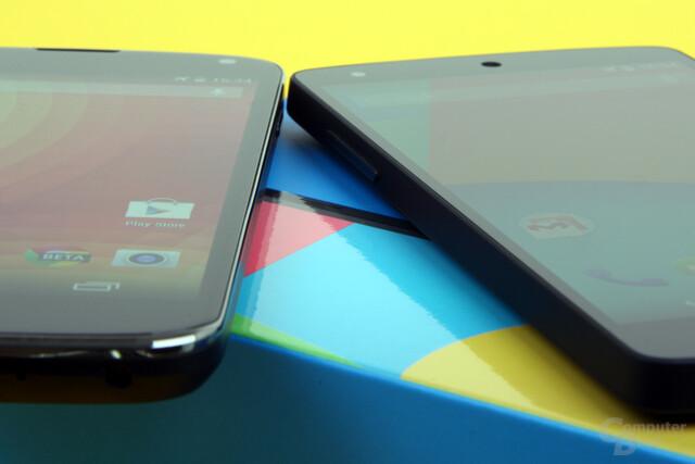 Google Nexus 4 / Nexus 5