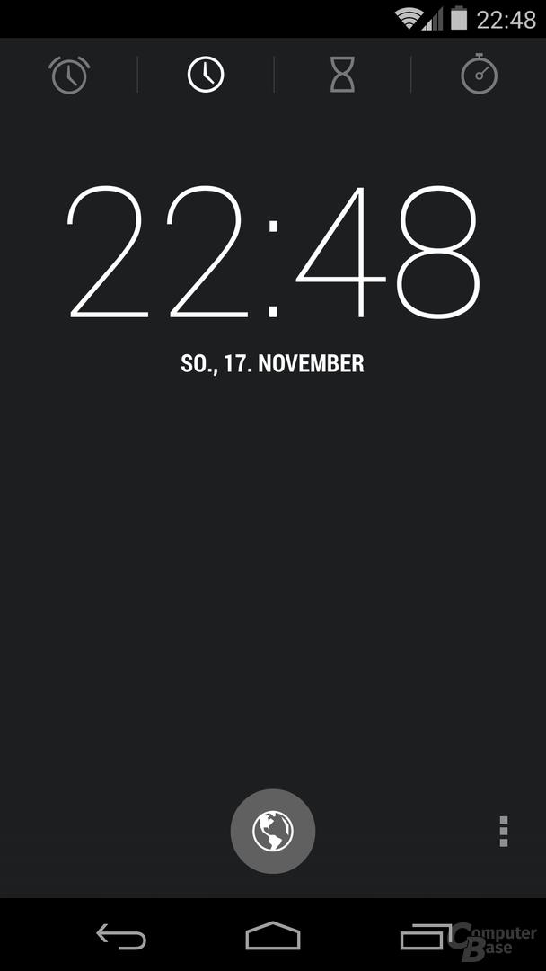 Uhr-App
