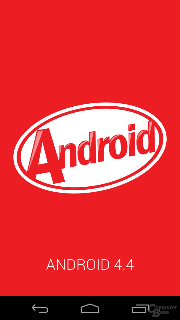 Android 4.4 Easter Egg