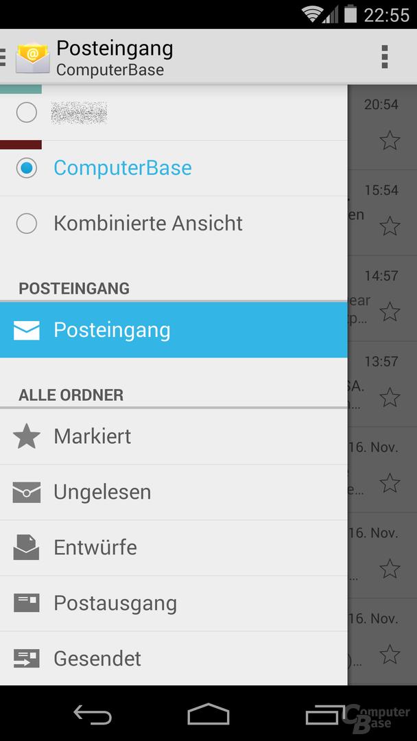E-Mail-App