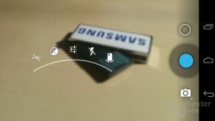 Kamera-UI