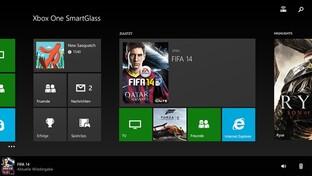 SmartGlass-App für die Xbox One