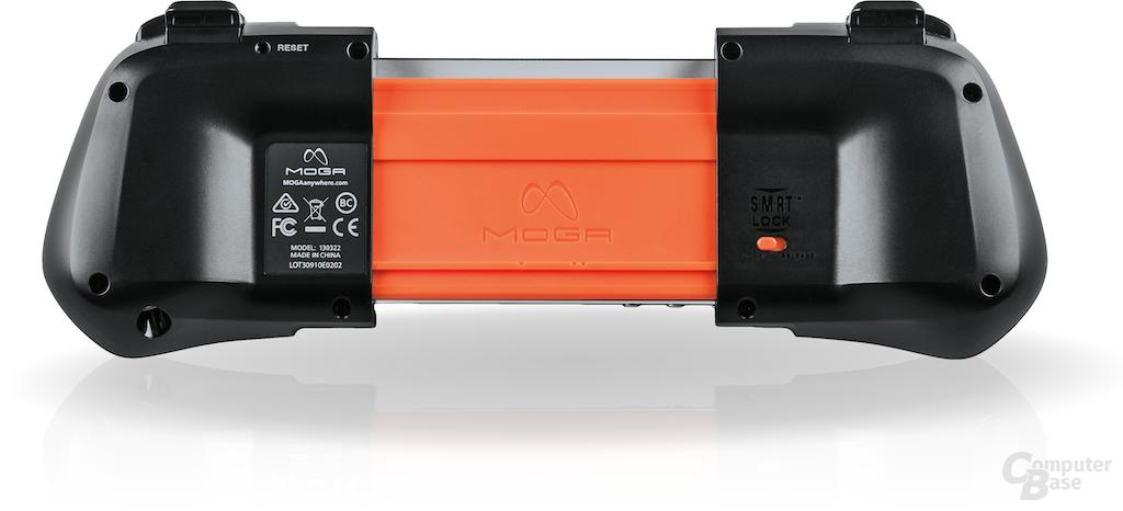 Moga Ace Power - Rückseite