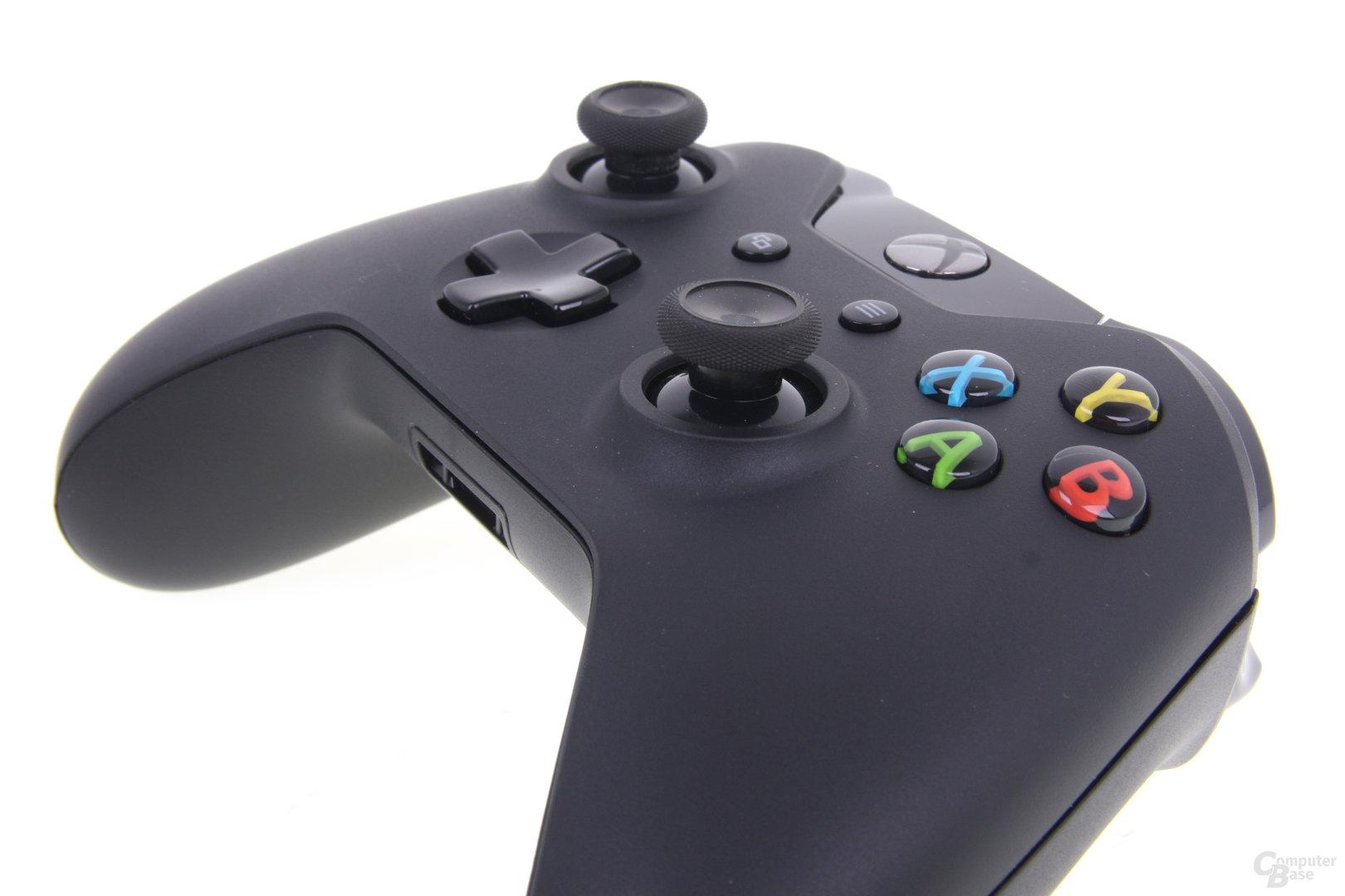 Microsoft Xbox One – der neue Controller