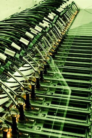 Supercomputer Tsubame-KFC mit Ölkühlung