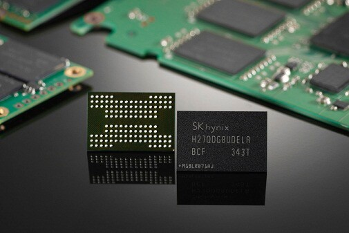 SK Hynix fertigt 16-nm-Flash-Speicher