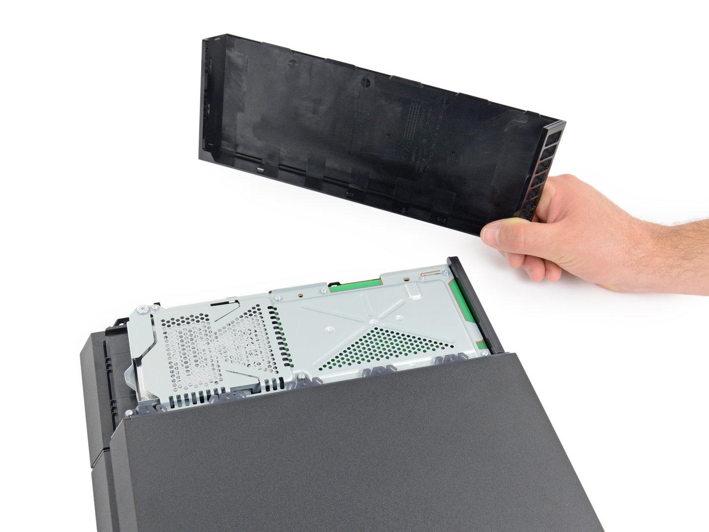 Austauschbare HDD bei der PlayStation 4