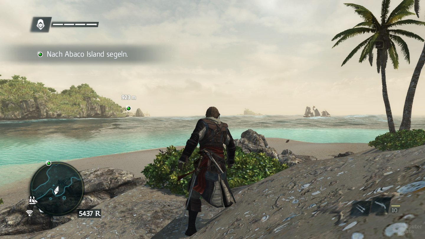 Assassin's Creed 4 im Test