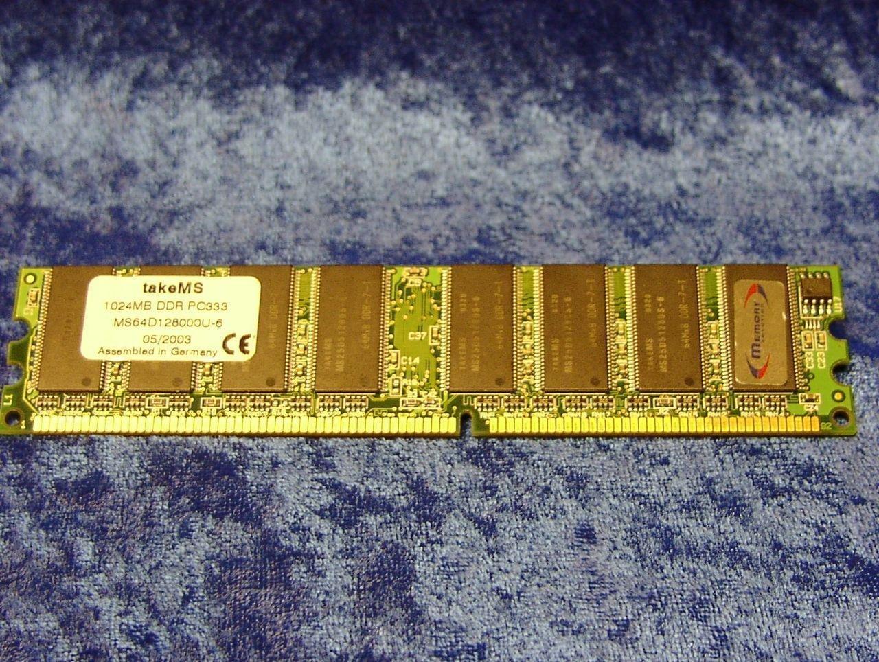 DDR333 1GB