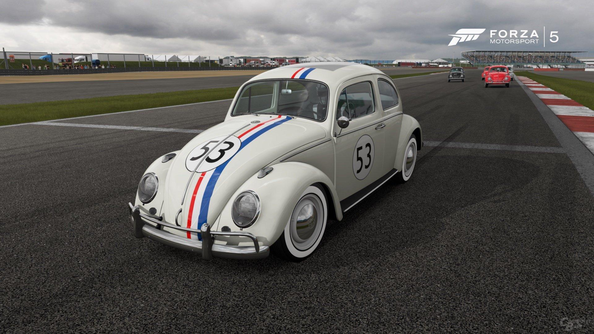 Herbie lebt - und sieht gut aus!