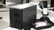 Asustor AS-202TE im Test: Multimedia-NAS mit HDMI & Intel Atom