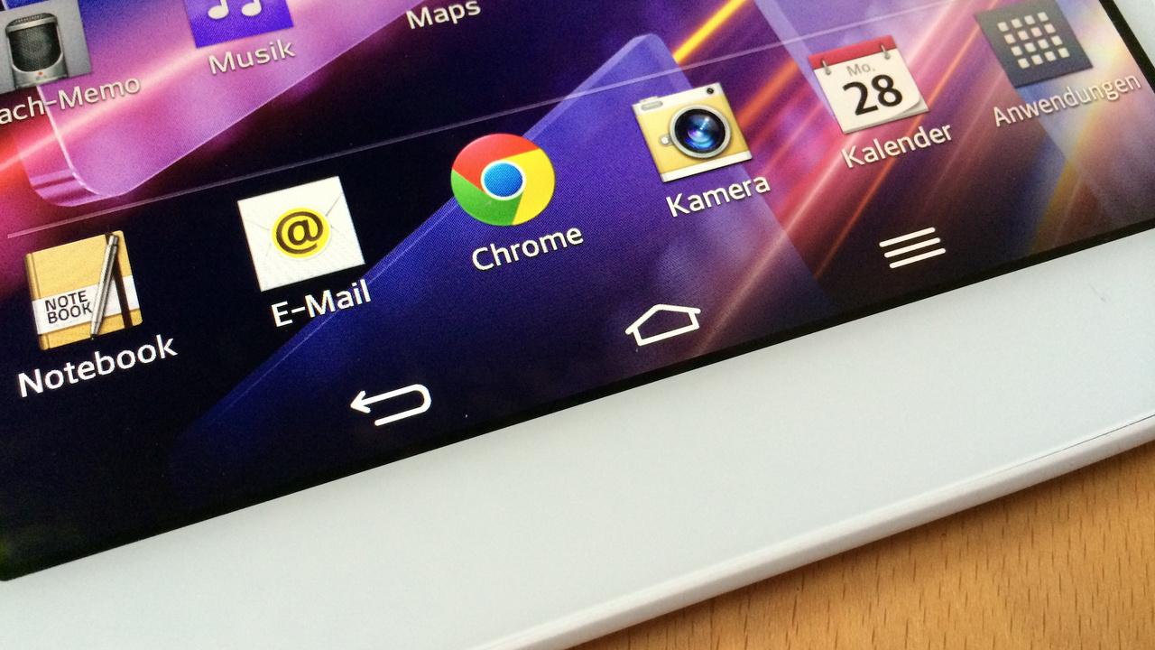 LG G Pad 8.3 im Test: Ein Tablet fast wie ein großes G2