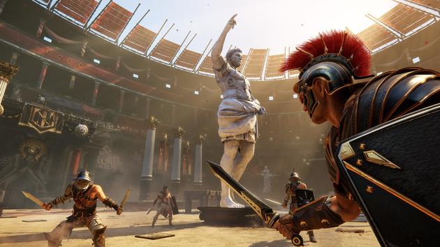 Ryse: Son of Rome im Test: Monotone Grafikdemo für die Xbox One