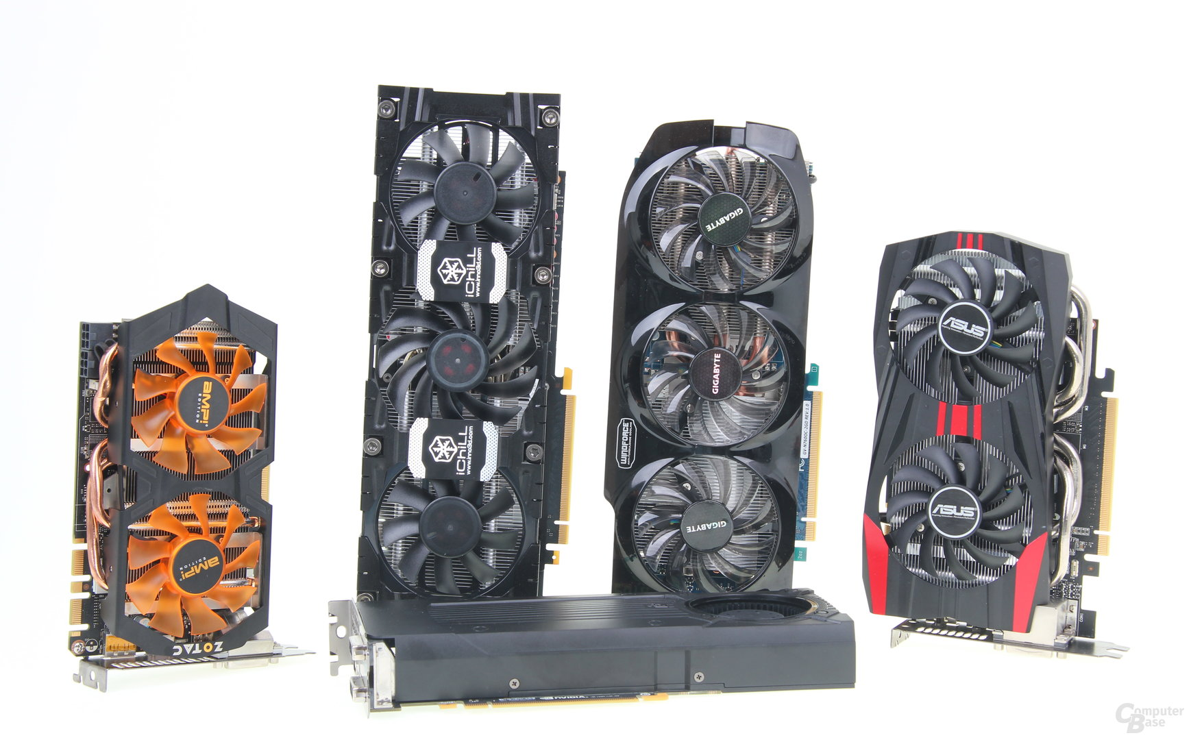 Partnerkarten der GeForce GTX 760