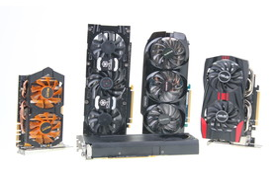 Partnerkarten der GeForce GTX 760