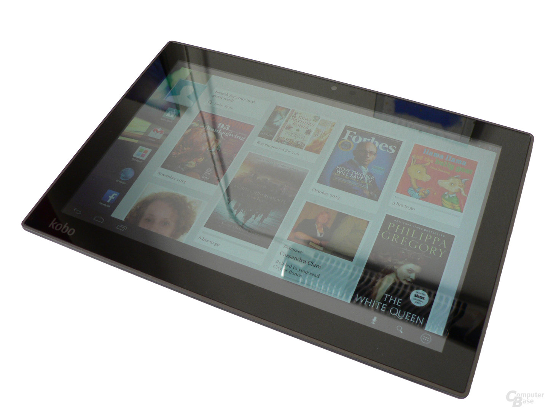 Kobo Arc 10HD – Display
