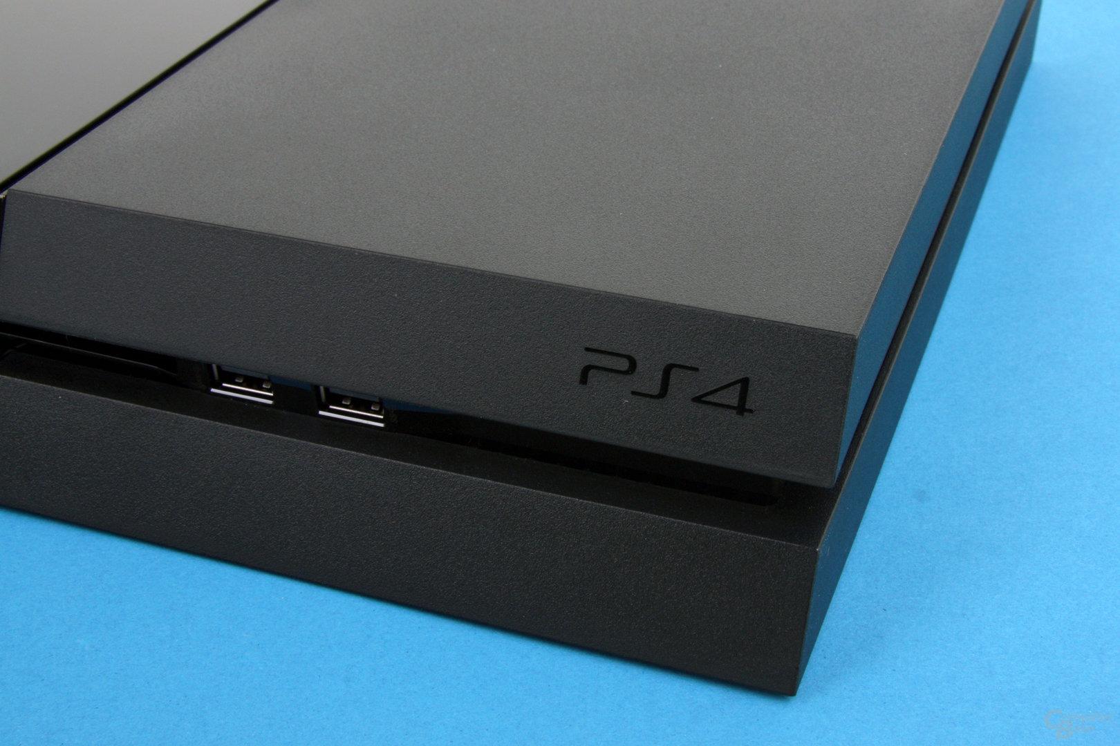 PlayStation 4: USB-Anschlüsse
