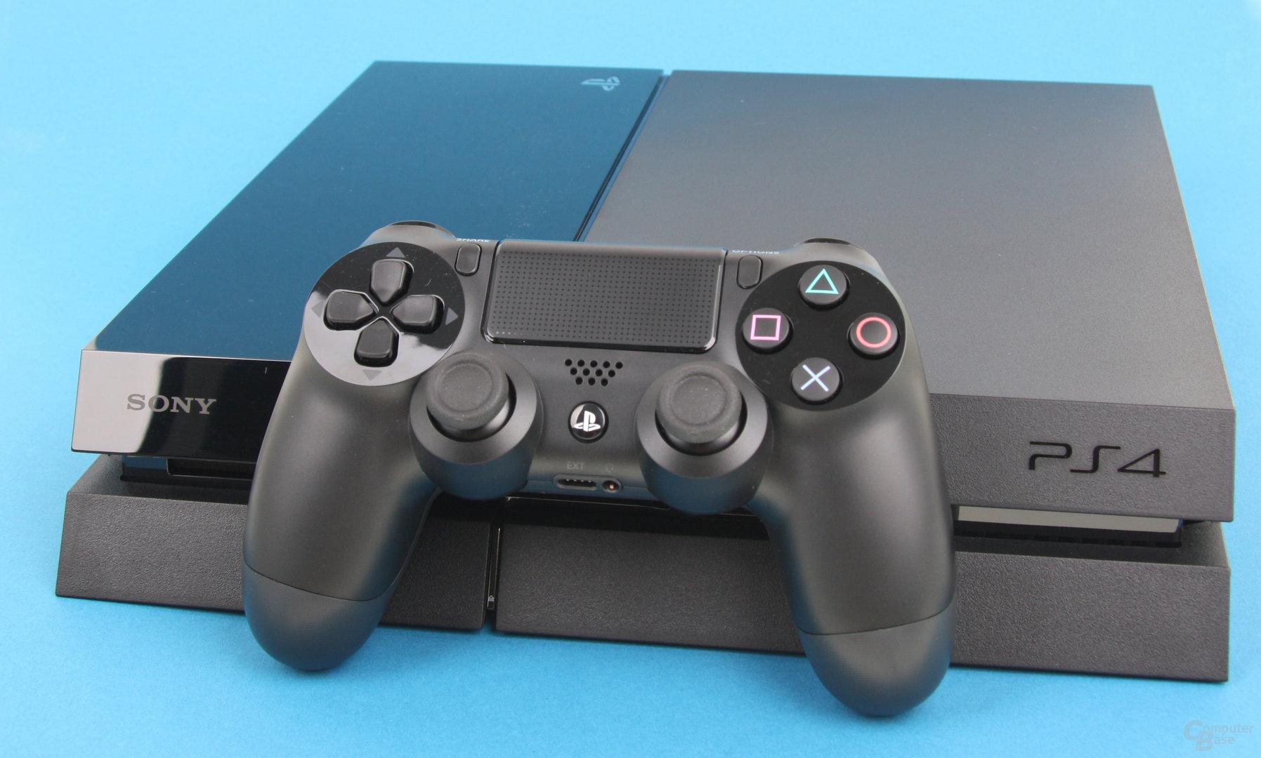 Sony PlayStation 4 im Test