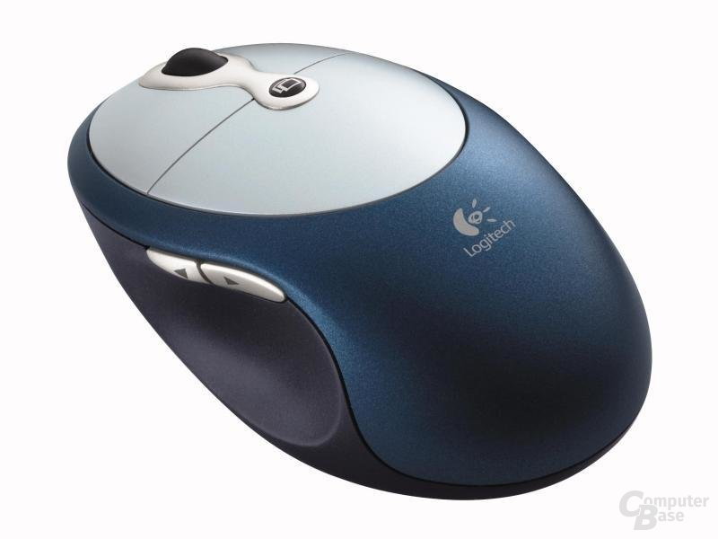 Cordless Click! Plus Optical Mouse