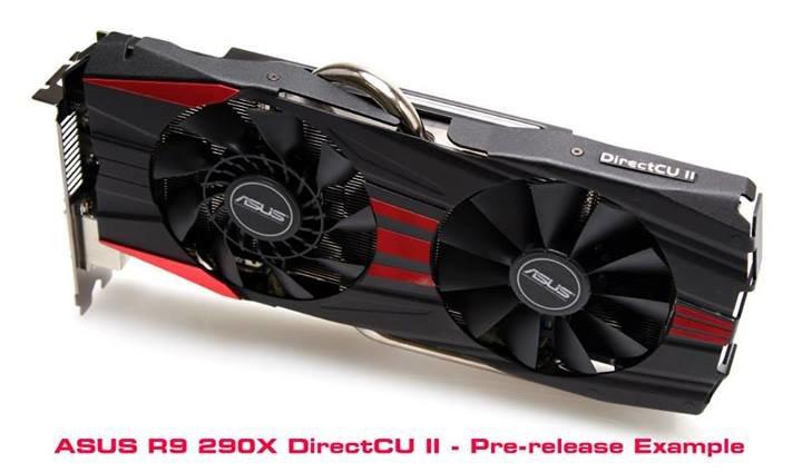 Asus Radeon R290X Prototyp