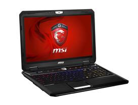 MSI GT60 mit 2880 × 1620