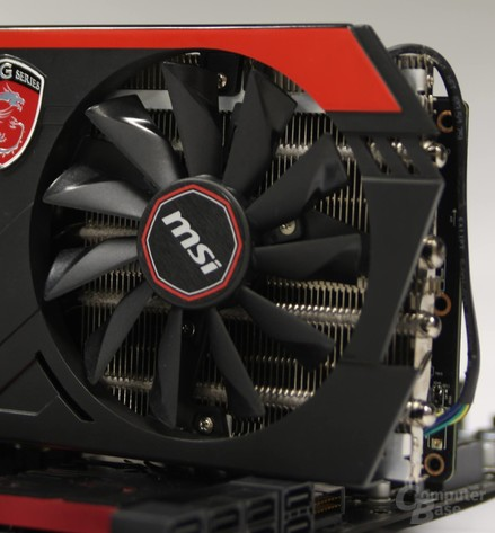 MSI Radeon R9 290X Twin Frozr IV