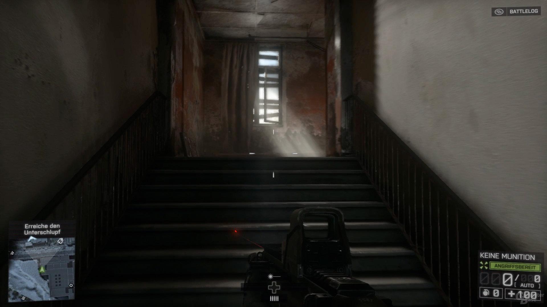 Lichteffekt auf der Xbox One