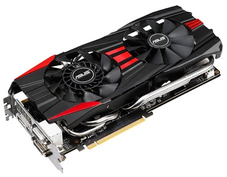 Asus GeForce GTX780-DC2OC-3GD5