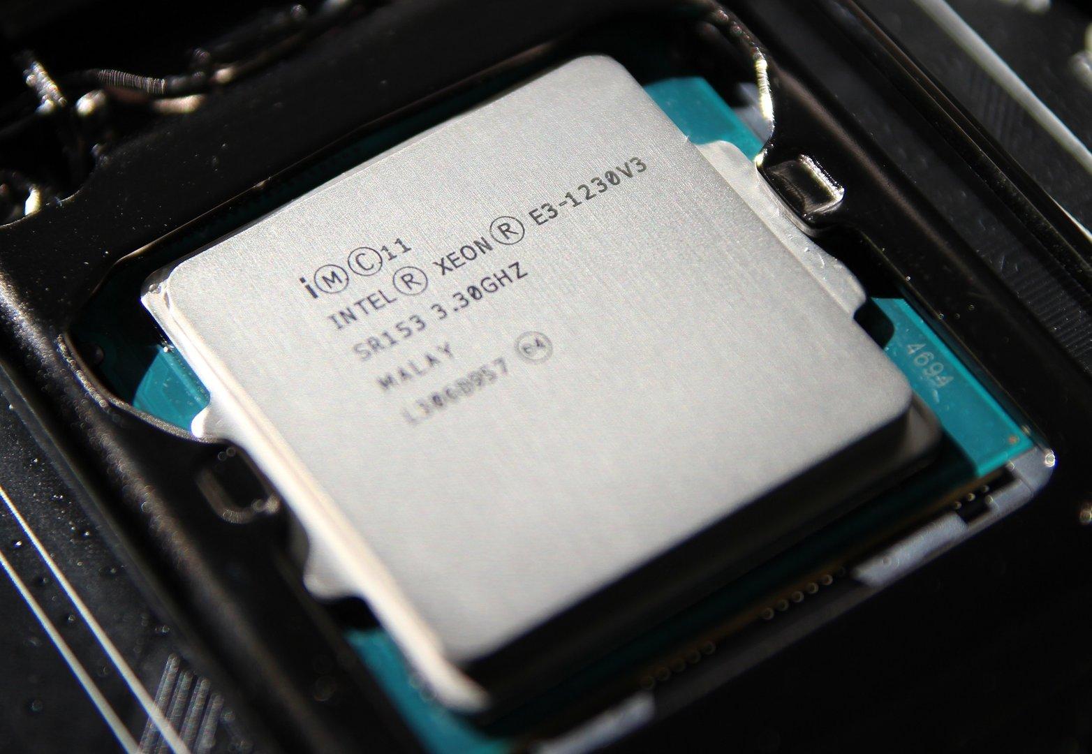 Intel Xeon E3-1230 v3