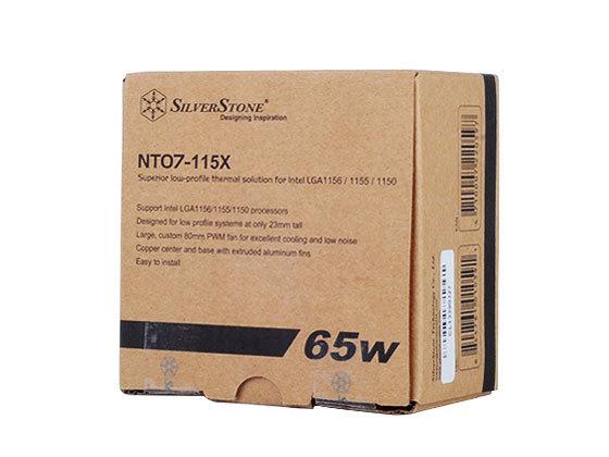 Silverstone SST-NT07-115X