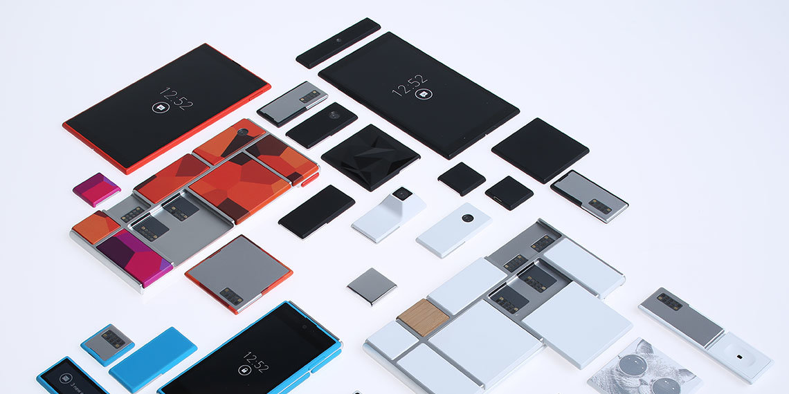 Motorolas Project Ara veranschaulicht
