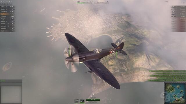 Karten und Flugzeuge sind nett anzuschauen