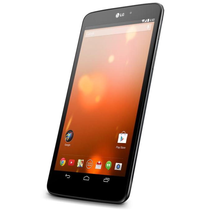 Unverändertes Android auf dem LG G Pad 8.3