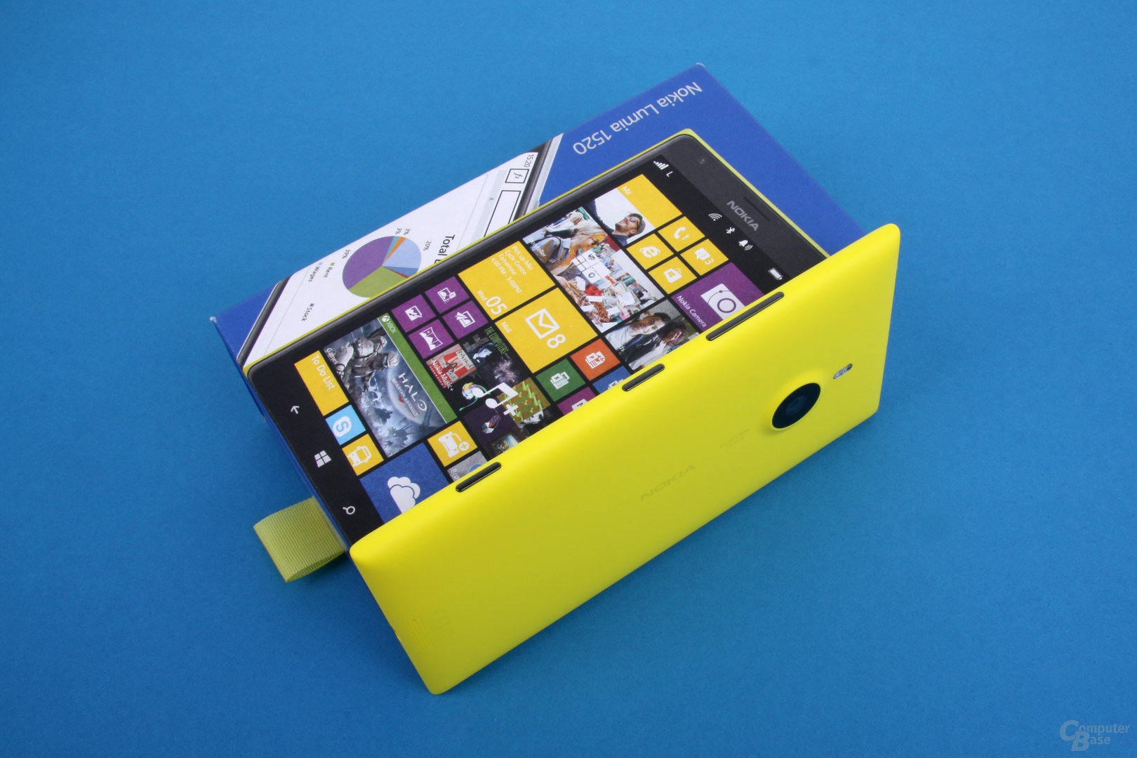 Bild Nokia Lumia 1520 im Test (1/52)