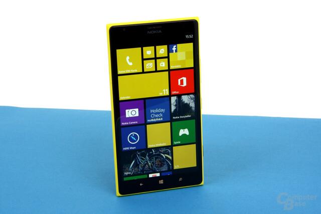 Nokia Lumia 1520 im Test