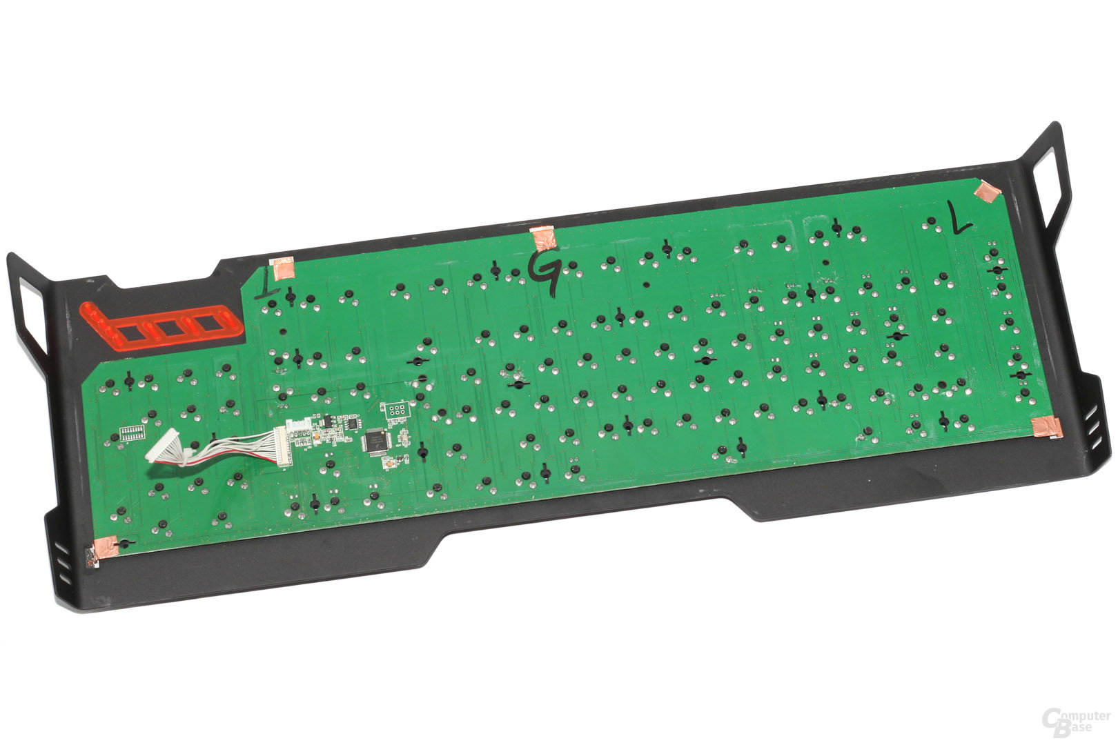 Rückseite des PCBs
