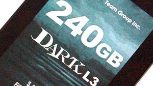 Team Group Dark L3 240 GB SSD im Test: Einstiegs-SSD mit Phison-Controller