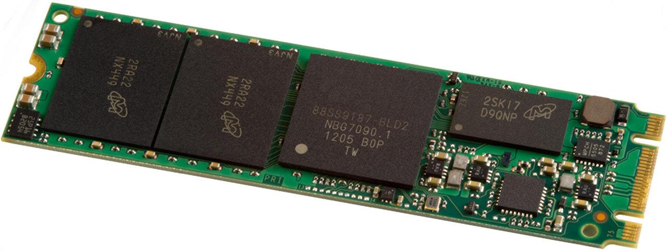 Crucial M500 im M.2-Standard