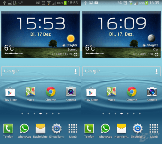 Android 4.1.2 / Android 4.3