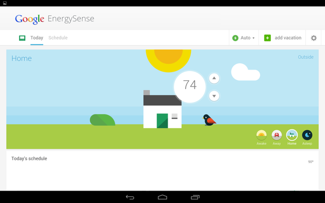 Google EnergySense