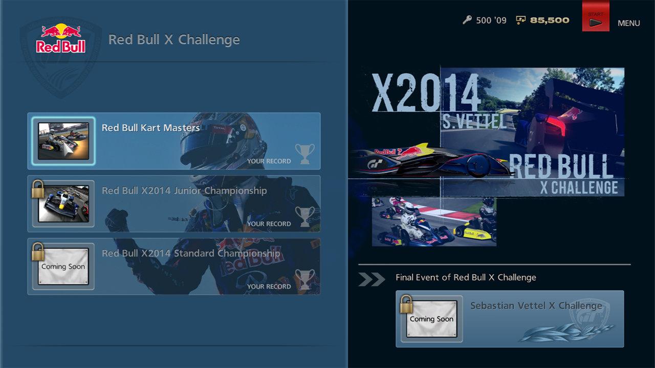 Red Bull X Challenge
