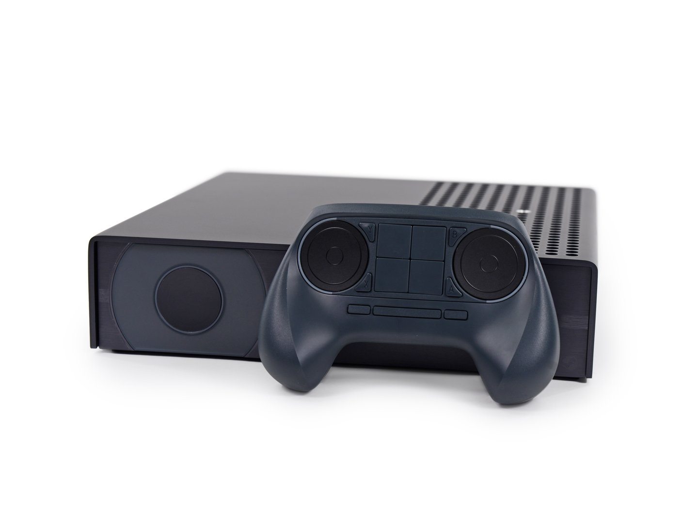 Steam Box mit Controller