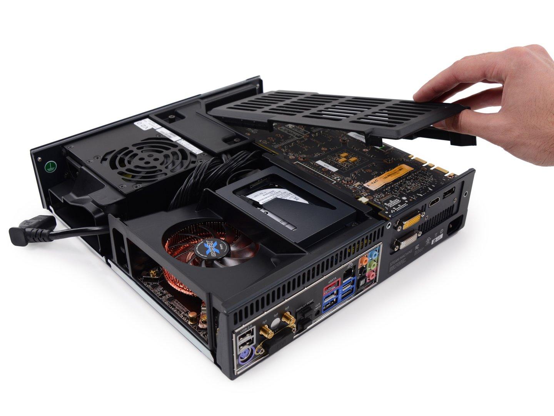 Abdeckung auf der GeForce GTX 780
