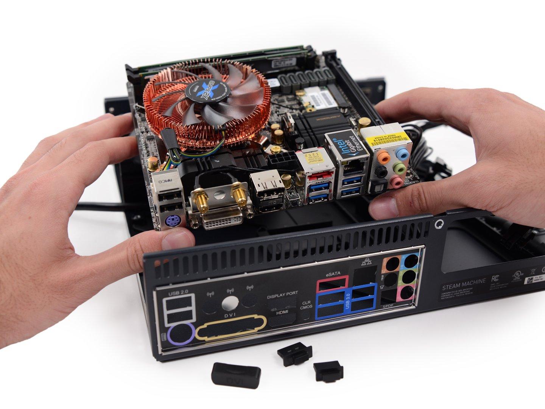 Mini-ITX-Mainboard mit 16 Gigabyte RAM