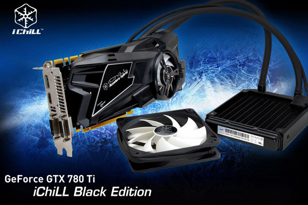 Inno3D GeForce GTX 780 Ti iChill Black Edition