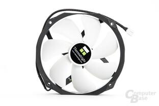 Fördert viel Luft bei geringer Lautstärke, dank 160 x 140 mm Querschnitt