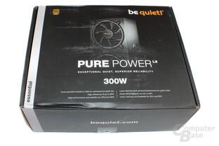 be quiet! L8 300 Watt – Verpackung