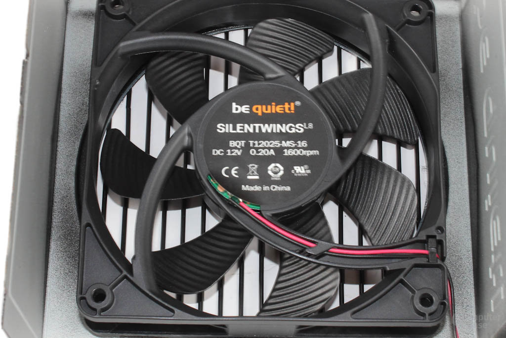 be quiet! Pure Power L8 300W - Lüfter