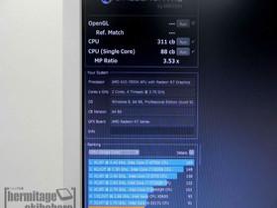 AMD A10-7850K zeigt sich